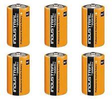 4 x Duracell D Size Industrial Procell Alkaline Batteries (LR20 MN1300 Mono)