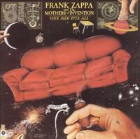ZAPPA, FRANK & MOTHERS OF - ONE SIZE FITS ALL NEW VINYL RECORD