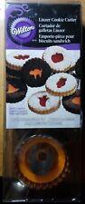 Wilton Halloween Linzer Cookie Cutter Set