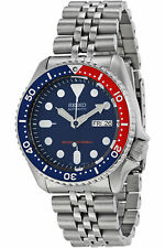 NEW SEIKO SKX009K2 Men's Watch Diver Automatic,,Rotating Bezel,200m WR