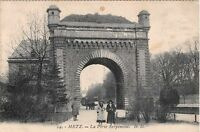 CPA 57 - METZ - La Porte Serpenoise