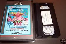 [1548] Paradiso Hawaiano (1966) VHS rara Elvis Presley Moore