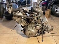 Blocco motore completo Honda Deauville 650 1998 1999 2000 2001 25Km engine block