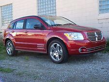 2007-2012 Chrysler Dodge Caliber Chrome BeltlineTrim Kit
