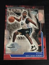 1999-00 Upper Deck WILLIAM AVERY RC #169 card ~ Timberwolves rookie ~ F1