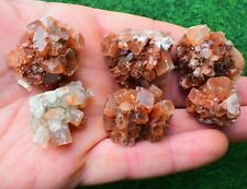 1 Aragonite Sputnik Cluster 2-3cm Crystal Mineral Root Chakra Healing  UK BUY ✔