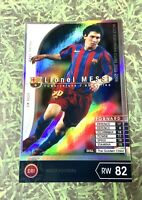 Panini FOOTISTAVer. 05-06 Lionel Messi YGS Rookie Refractor card WCCF barcelona