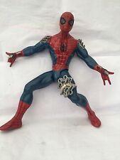 """12"""" Spider-Man con Figura Azione WEB Imbracatura ed effetti sonori"""