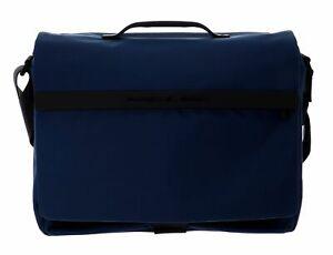 PORSCHE DESIGN Cargon CP BriefBag LHF Aktentasche Blue Blau Schwarz