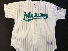 #FLORIDA #MARLINS #AUTHENTIC #MLB #JERSEY  #52XXLARGE #RUSSELL #Jersey $149.49