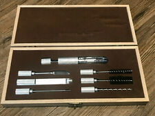 Pipe-Reamer Pfeife Angelo Set Der Klassiker - Reinigung Werkzeug in Holzbox