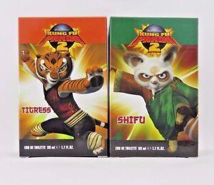 Kung Fu Panda 2 by Dreamworks EAU De Toilette *Twin Pack*
