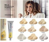 WELLA KOLESTON PERFECT permanent professionnel couleur des cheveux 60 ml -