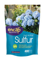 Encap  Fast Acting  Sulfur  Soil Acidifier  400 sq. ft. 2.5 lb. Bag