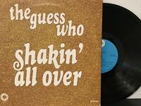 The Guess Who – Shakin' All Over LP 1975 Springboard – SPB-4022 VG/VG