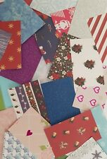 25 COOL CARDZ REFILL-CHRISTMAS INSERTS/CARDS/SELF SEAL LAMINATE POUCHES-54x86mm