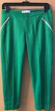 Adidas Originals S Realgreen Lime Rare Zippers Sexy Slim Tp Track Pant New $80