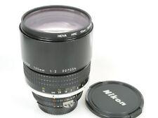 Nikon NIKKOR 135mm 1:2 2/135 AIS Nr. 207054 TOP Excellent  **ANKAUF**