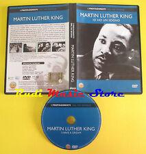 DVD film MARTIN LUTHER KING IO HO UN SOGNO i protagonisti del xx secolo no (D4)