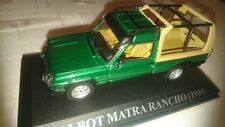 talbot matra rancho simca decouvrable 1/43 atc