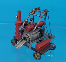 HO/HOn3 WISEMAN MODEL SERVICES OT-5107 INTERNATIONAL STEAM CONCRETE MIXER KIT
