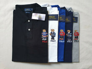 Ralph Lauren Bear Polo Shirt