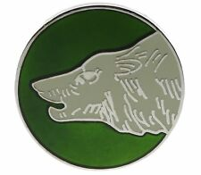 US Army 104th Infantry Division Timberwolves WWII Hat or Lapel Pin H15485D70