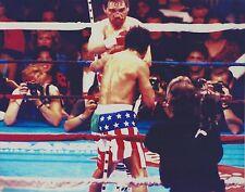Greg Haugen 8X10 Photo Boxing Picture
