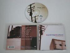 WOOLDRIDGE BROTHERS/UNCOVERING THE SUN(BLUE ROSE RECORDS BLU CD0080) CD ALBUM