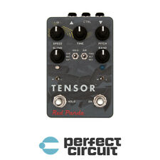 Red Panda Tensor Time Warping Effects Pedal PEDALS - NEW - PERFECT CIRCUIT