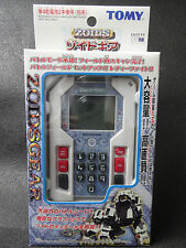 TOMY ZOIDS GEAR LCD Game Mini Game 2M High Resolution 2001 FROM JAPAN