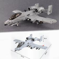 Technic A10 Warthog Militär Flugzeug 42056 42083 Blöcke Bausteine MOC a 10 42066