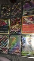 Pokemon Binder Lot (80 Holo/fullart) (250+cards) 🔥📈 3 Amazing Rares