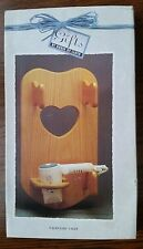 NEW - GIFTS BY HOUSE OF LLOYD VALENTINE VALET  ACCESSORY HOLDER HANGER ORGANIZER