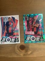 2020-21 Topps Match Attax UEFA Champions League CCG UCL You Pick $2.00 Shipping