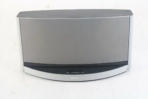 Bose SoundDock 10 Digital Music System - Silver - Lifelike Sound - Streams music