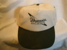 FITZGERALDS CASINO HOTEL RENO 2000 DARK GREEN & WHITE BASEBALL CAP