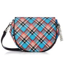 Vivienne Westwood shoulder bag SHUKA TARTAN F/S from JAPAN