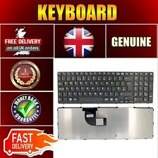 SONY VAIO SVE15122CA Replacement Laptop UK Black QWERTY Layout Keyboard