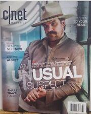 C Net Magazine Winter 2018 An Unusual Suspect David Harbour FREE SHIPPING CB