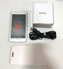 "AXCELLE L3-NOTE Cortex-A5 1.0Ghz Unlocked 5"" Android Smartphone White"
