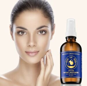 Ancient Greek Remedy Oil 100% Authentic Pure Organic Greek Natural Moisturizer