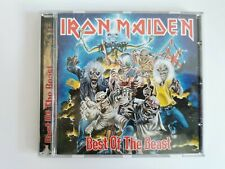 Iron Maiden - Best of the Beast (1996) EMI Picture CD