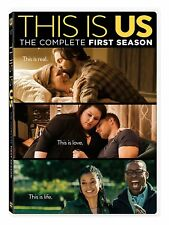 This Is Us Season 1(DVD, 2017-5-Disc Set) FAST SHIPPING