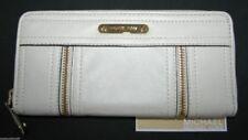 Porte-monnaie et portefeuilles blancs Michael Kors pour femme