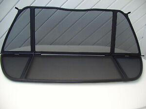 "OEM BMW E46 3-Genuine WIND DEFLECTOR "" very good conditions"""