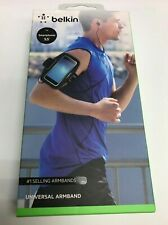 """Belkin Universal Armband for 5.5"""" Smartphones, iPhone & Android"""