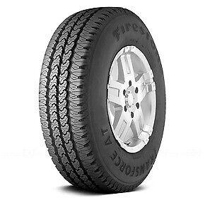 Firestone Transforce AT LT215/85R16 E/10PR BSW (1 Tires)
