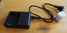 Olympus Li-ion Battery Charger BCH1 with cable, for Olympus OM-D E-M1 Mark 2.