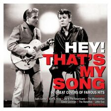 HEY! THAT'S MY SONG (Various Artists) (60 Great Covers Of Famous Hits) 3CD